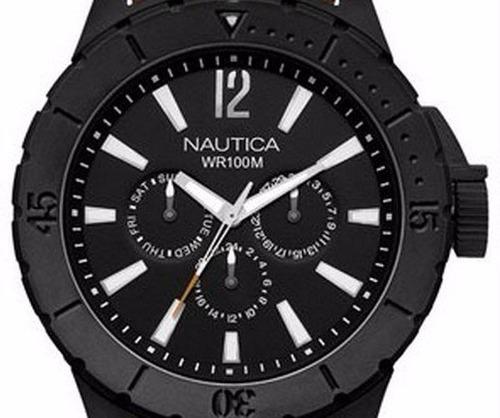cyber lunes reloj nautica n17595g original entrega inmediat