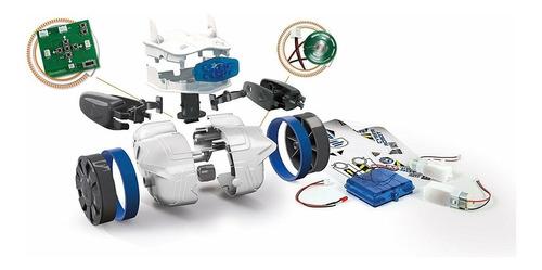 cyber robot con bluetooth para niños 4 modalidades de juegos