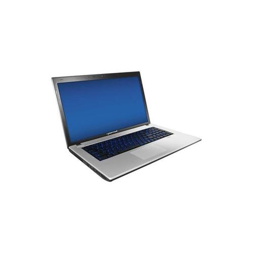 cybertronpc - tesseract 17.3 laptop - intel core i5 - memori