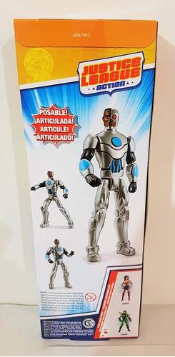 cyborg justice league action