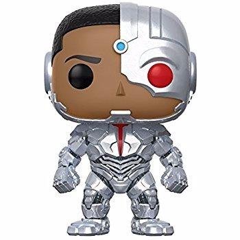 cyborg justice league funko 209 liga justicia envío gratis