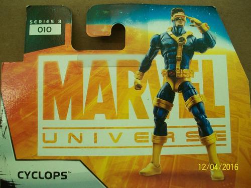 cyclops no.10 marvel universe serie 3