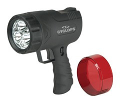 cyclops sirius 9w foco cyc -9ws