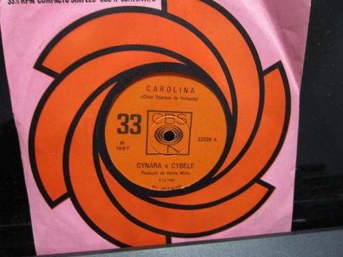 cynara e cybele, cpc simples oferenda, cbs-1967