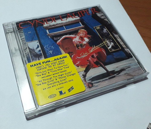 cyndi lauper cd original