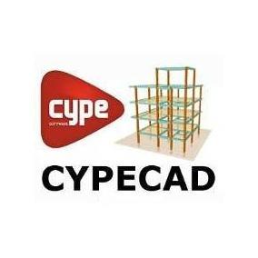cypecad 2017.m + planilhas calc estrutural