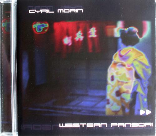 cyril morin - western pansori - cdpromo con caja carton