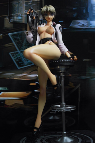 cyril pieces masamune shirow hentai yamato sexy original