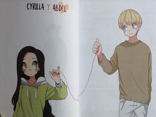 cyrilla y abdel