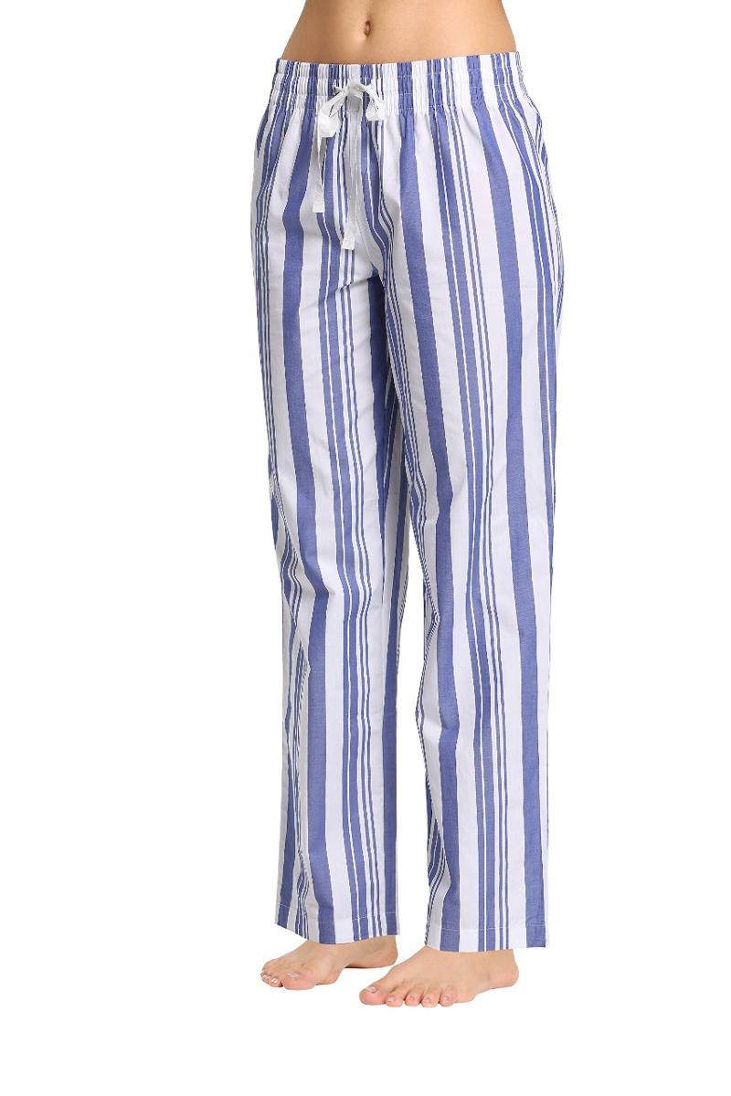 Cyz Women\'s 100 Pantalones De Pijama De Algodón Tejido ...