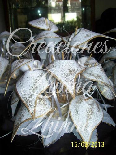 c.zhinna centro adorno cotillon 15 años bodas