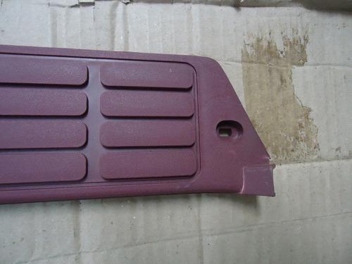 d-20/ c-20/ veraneio - soleira porta traseira direita verm.