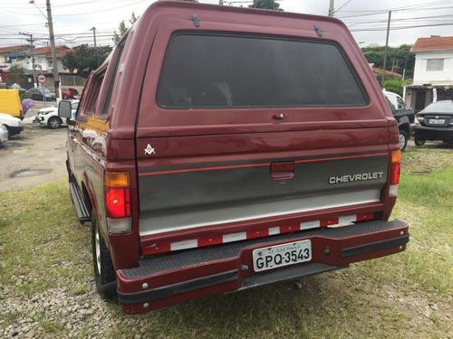 d 20 custom cab dupla 1990.