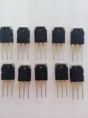 d-718 y b-688 salidas de audio para plantas chinas