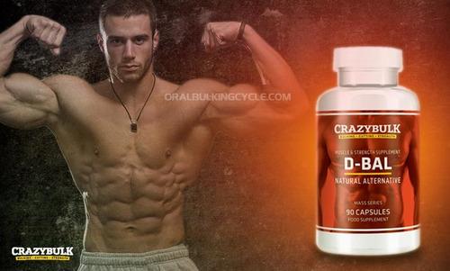 d-bal mejor retención de nitrógeno y ganar masa muscular