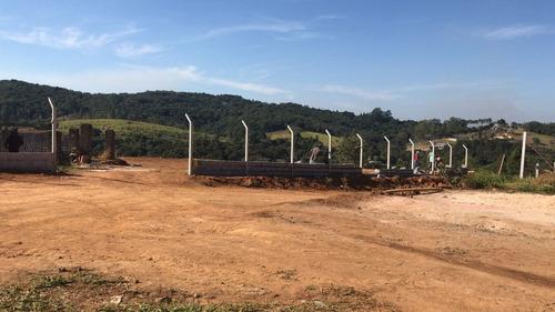 d chacaras de 1002 m2 com infraestrutura 300m ² do asfalto
