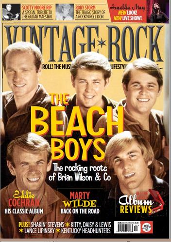 d idioma inglés - vintage rock - the beach boy