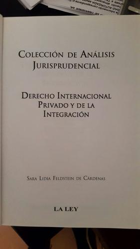 d. internacional privado - feldenstein cardenas