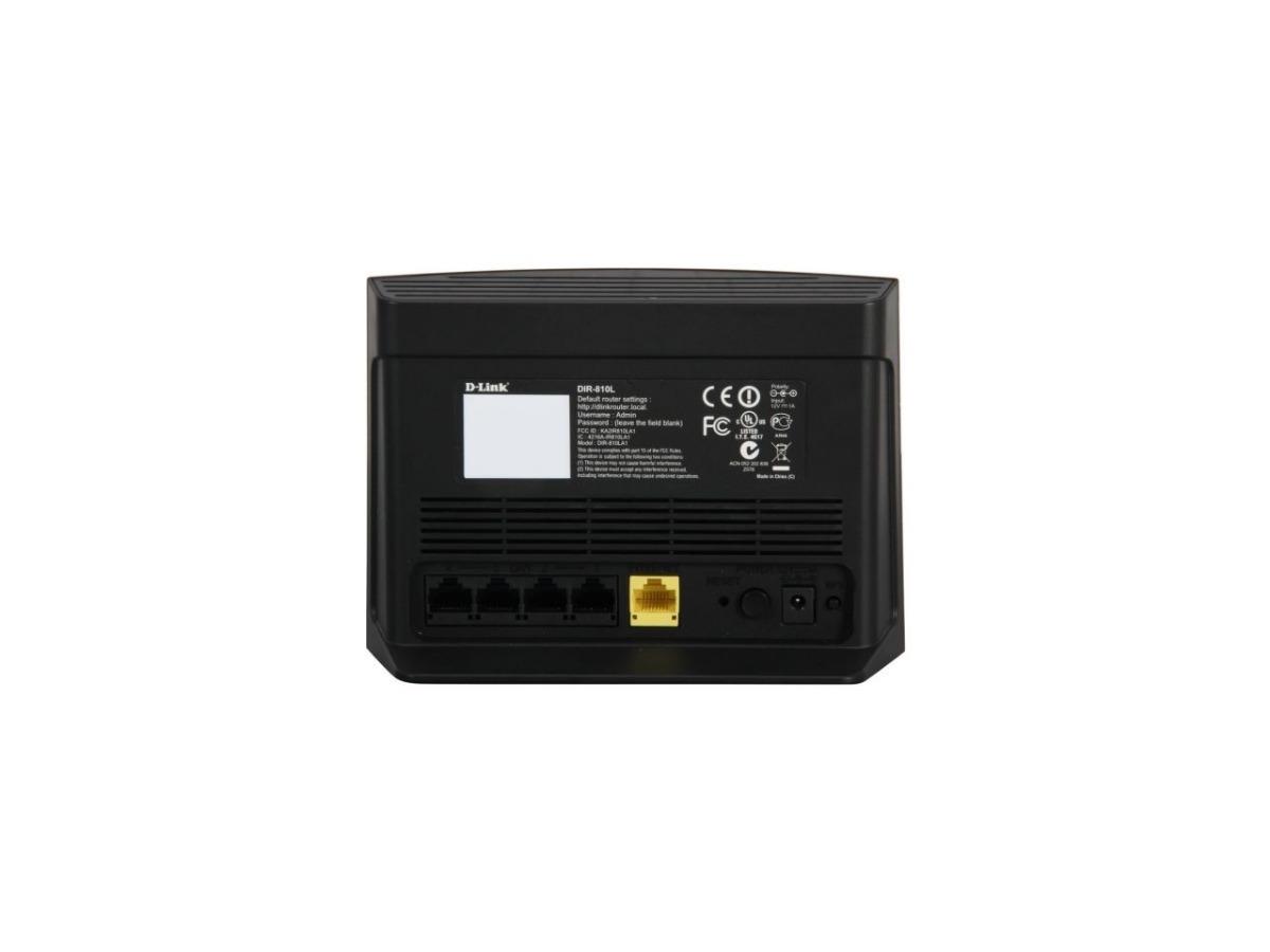 NEW DRIVERS: D-LINK DIR-810L AC750 DUAL BAND ROUTER