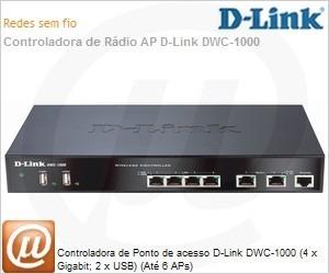d-link dwc-1000 - controladora de ponto de acesso d-link