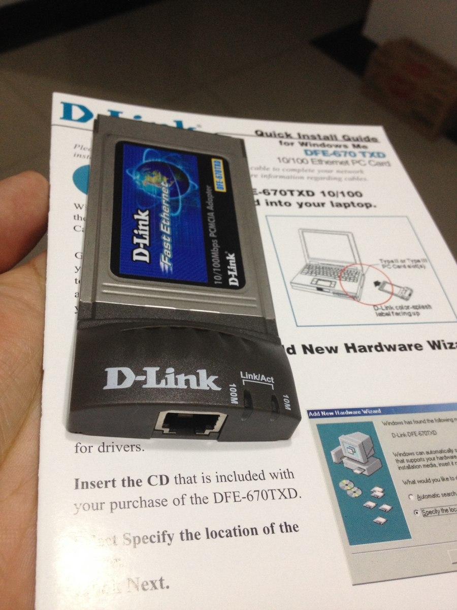 D-LINK DFE-670TXD WINDOWS 7 X64 DRIVER DOWNLOAD