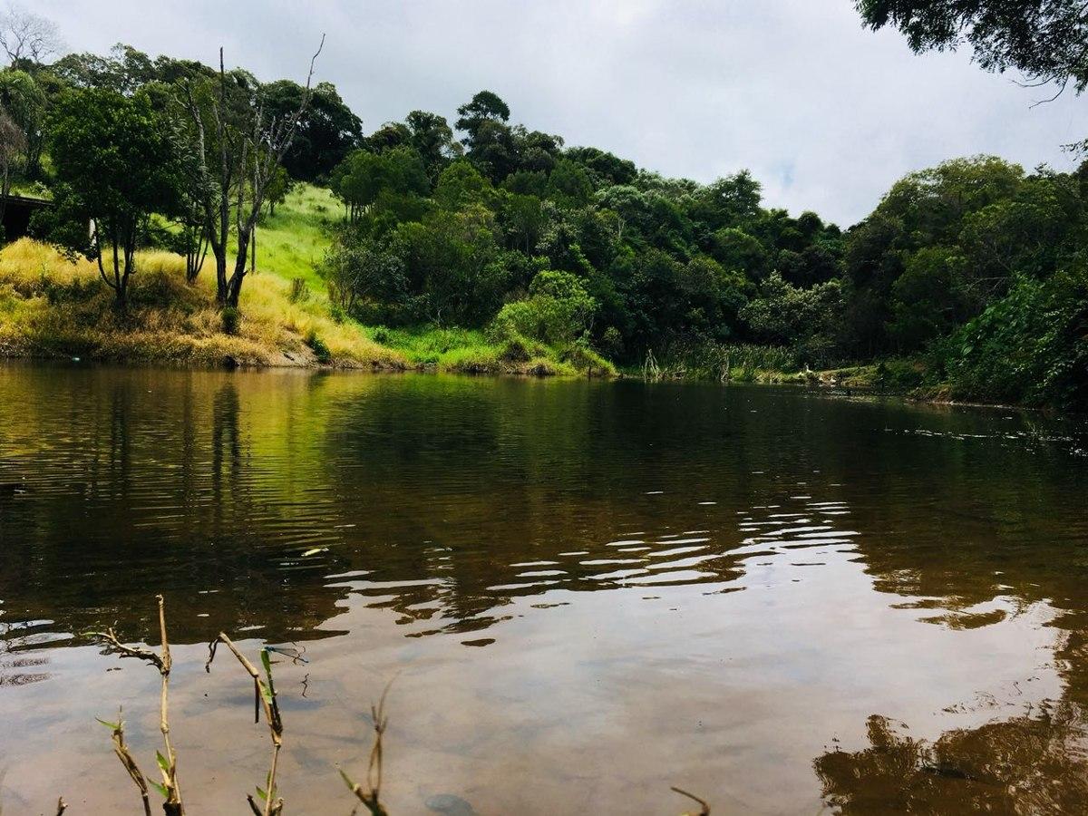 d lotes de 1000 m² com lago privativo apenas 350m² do asf