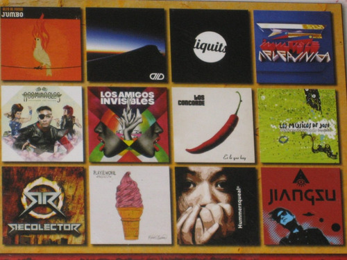 d m i  vol. i i/ liquits jumbo dld los concord cd 13 tracks