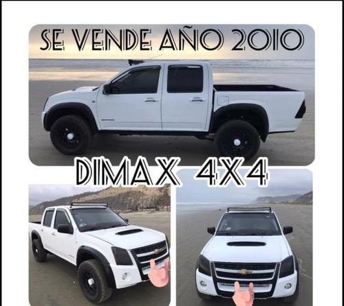 d-max 4x4 2010 chevrolet