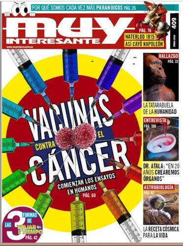 d - muy interesante - 409 - vacunas contra el cáncer