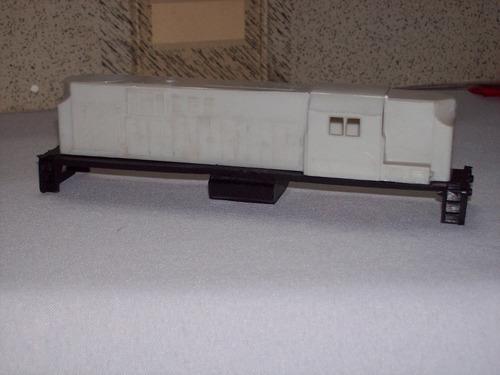 d-t  szaval  carroseria y chasis de locomotora  diesel rs11