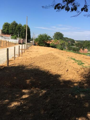 d terrenos com 500 m² 100% plainos com 12mil de entrada