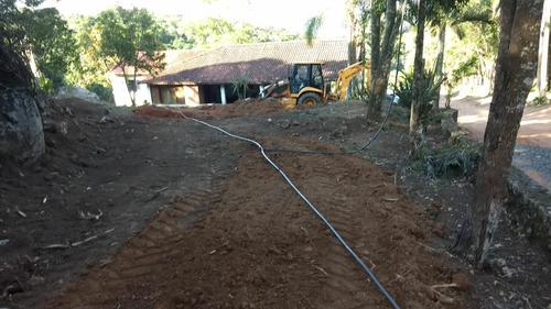 d terrenos de 1000 m² demarcados
