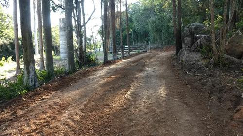 d terrenos de 1000 m² em ibiúna, com tudo que você precisa!