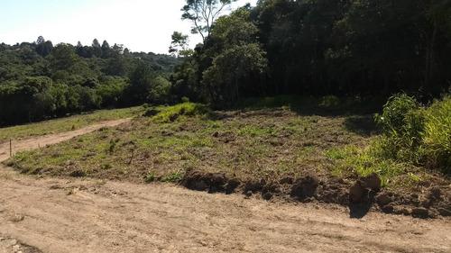 d terrenos demarcados de 1000 m² somente 30.000