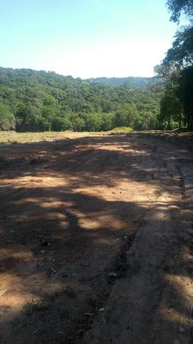 d terrenos demarcados de 1000 m2 em ibiúna!