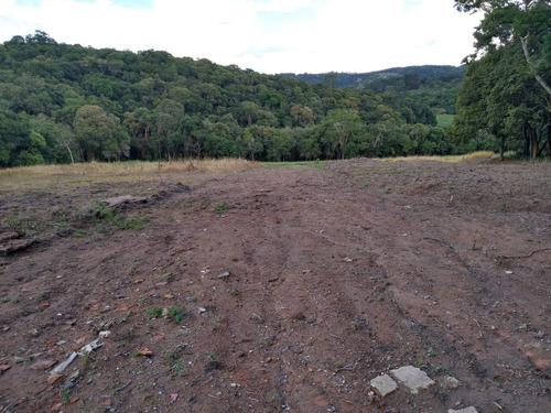 d terrenos em ibiúna cercado pela natureza e demarcados