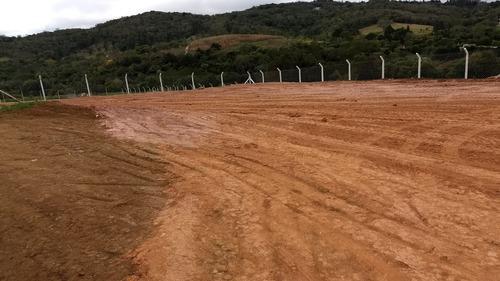 d  terrenos para chácaras de 1200 m²  plainos
