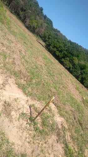 d terrenos plainos e demarcados em ibúna 1000m só 30000