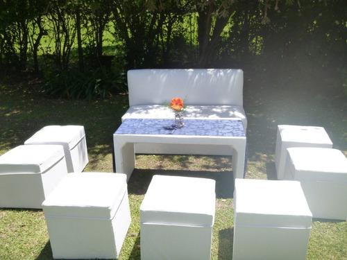 d' todo eventos- alquiler de vajilla,mesas,sillas,manteles