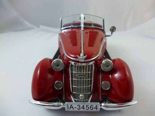 d0160 cmc 1/24 1938 audi s2 wanderer 25k kompressor roadster