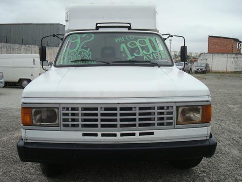 d10,c10,c20 bau a gasolina teto alto em bom estado geral