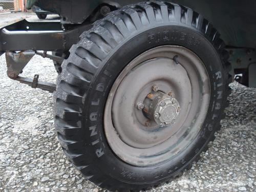 d10,jipe willis militar 67 sucata sem direito a documentaçao