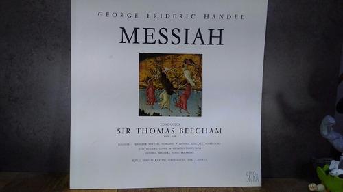 d179 handel messiah sir thomas beechan 4 lps impecable