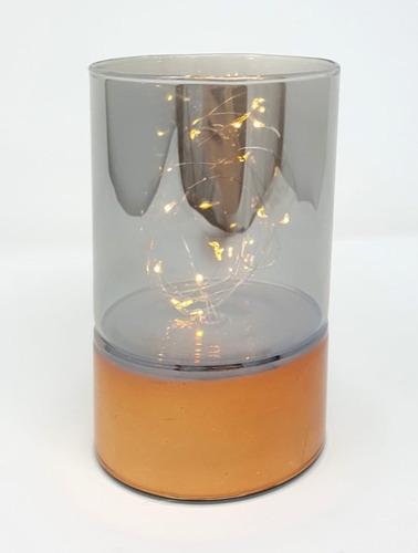 d1888-1 vaso porta led mediano