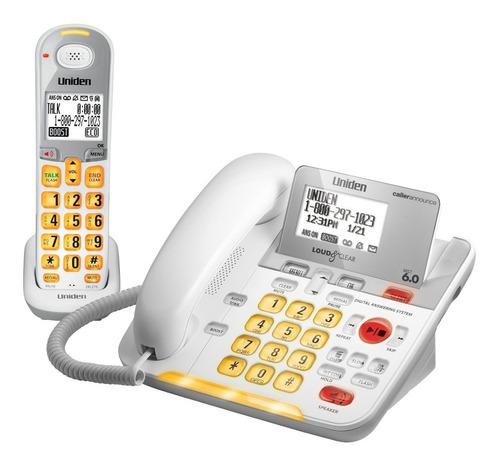 d3098 dect 6 0 teléfono inalámbrico con cable expansible co