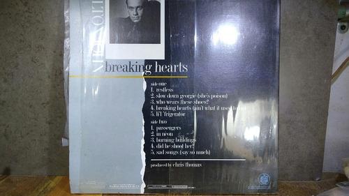 d323 elton john breaking hearts lp
