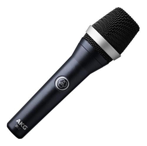 d5c akg microfono dinámico cardioide profesional vocal