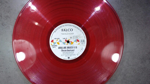 d689 falco rock me amadeus american edit 12 inch lp