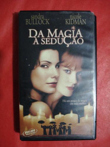 da magia a sedução vhs dublado