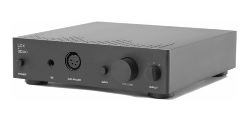 dac amplificador liquid carbon lcx + grace sdac amp